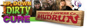 "American Cancer Society ""Up, Down, and Dirty"" Mudrun @ Diamond Lake Resort 