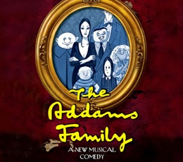 The Addams Family presented by BAM @ Jody Berry Theatre-Riverpark Center | Owensboro | Kentucky | United States