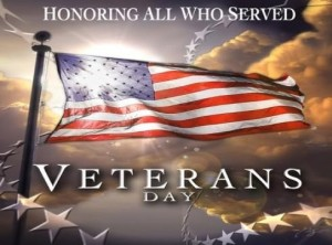 """Honoring All Who Served"" @ Glenn Funeral Home 