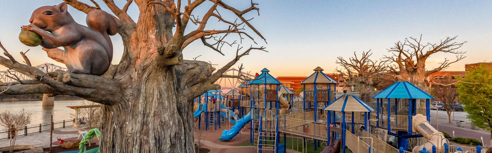 Inside – Smothers Park Trees
