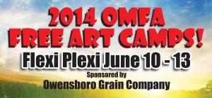 Art Camp I: Flexi Plexi @ Owensboro Museum of Fine Art | Owensboro | Kentucky | United States