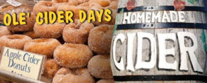 Ole' Cider Days at Trunnell's Family Fun Acre @ Trunnell's Farm Market