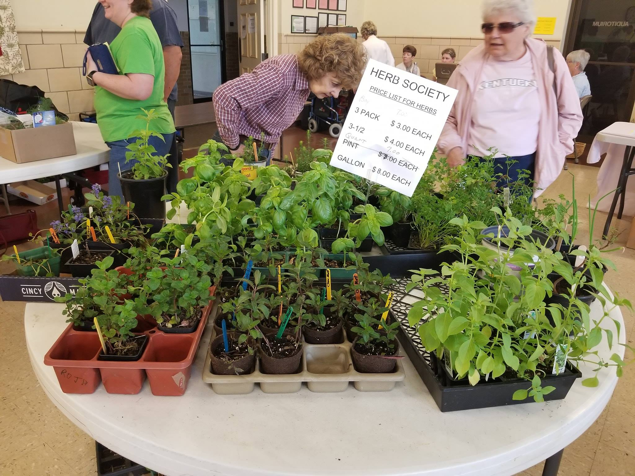 Annual Plant Sale - Western Kentucky Botanical Garden @ Elizabeth Munday Center | Owensboro | Kentucky | United States