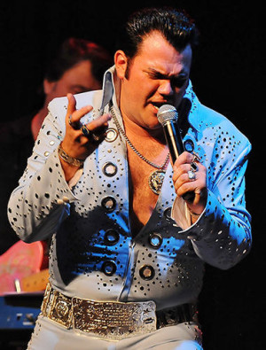 Elvis & Country Legends Tribute Show @ Diamond Lake Resort Good Time Theater | Conroe | Texas | United States