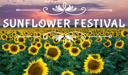Trunnell's Sunflower Festival @ Trunnell's Farm Market | Utica | Kentucky | United States