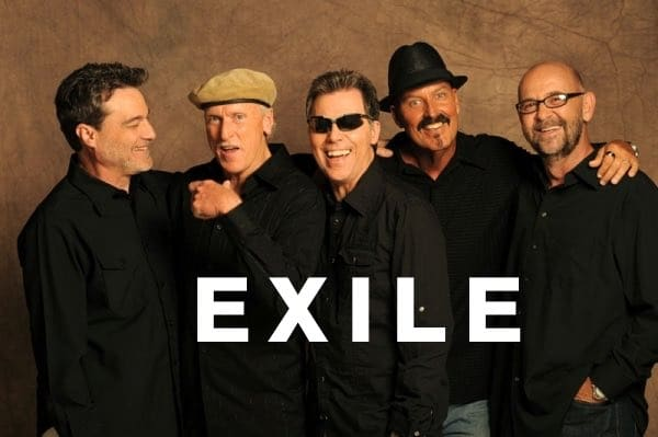 Exile Performing at Daviess County Lions Club Fair @ Daviess County Fairgrounds | Philpot | Kentucky | United States