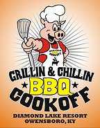 Grillin' & Chillin' BBQ Cook-Off @ Diamond Lake Resort | Owensboro | Kentucky | United States