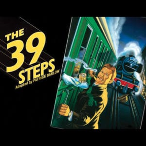 The 39 Steps presented by TWO @ Trinity Centre | Owensboro | Kentucky | United States